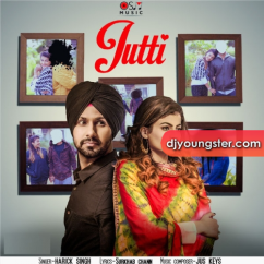Jutti song download by Harick Singh