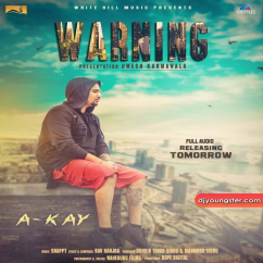 Warning song download by Akay