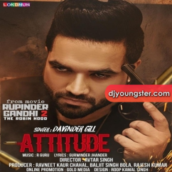 Attitude song download by Davinder Gill