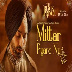 Mittar Pyare Nu song download by Satinder Sartaaj
