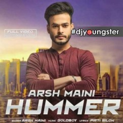 Hummer song download by Arsh Maini