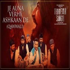 Je Auna Verhe Ashkaan De song download by Master Saleem