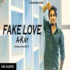 Fake Love song download by Akay