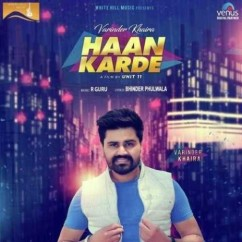 Haan Karde song download by Varinder Khaira