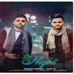 Lit Night song download by Paul G, Daman Sandhu