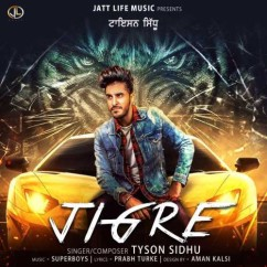 Jigre song download by Tyson Sidhu