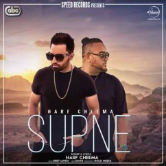 Supne song download by Harf Cheema
