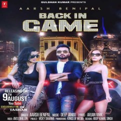 Back In Game song download by Aarsh Benipal