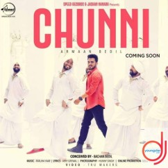 Chunni song download by Armaan Bedil