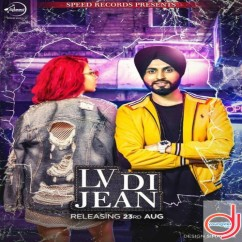 LV Di Jean song download by Jasmine Sandlas