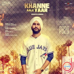 Khanne Aale Yaar song download by Amantej Hundal