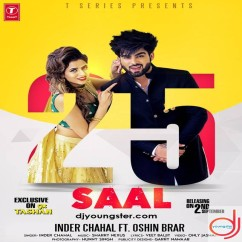 25 Saal song download by Inder Chahal