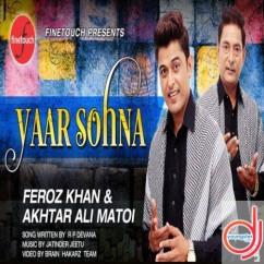 Yaar Sohna song download by Feroz Khan