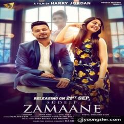 Zamaane song download by Sudeep
