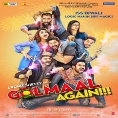 Golmaal Again song download by Aditi Singh Sharma