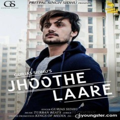 Jhoothe Laare song download by Gurjas Sidhu