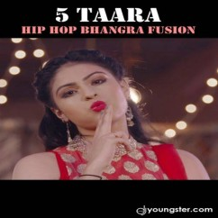5 Taara (Hip Hop Bhangra Fusion) song download by Diljit Dosanjh
