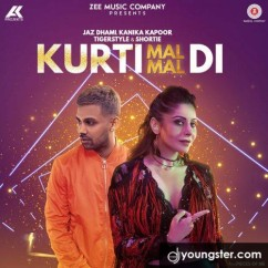 Kurti Mal Mal Di song download by Jaz Dhami
