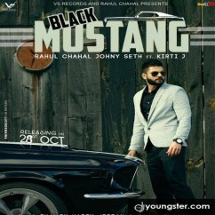 Black Mustang song download by Rahul Chahal