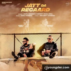 Jatt Da Recaard song download by Benny Dhaliwal