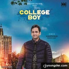 College Boy song download by Harman Ranvijay