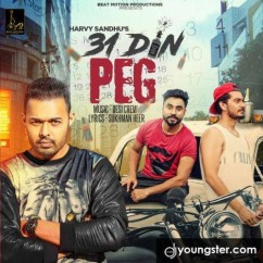 31 Din Peg song download by Harvy Sandhu