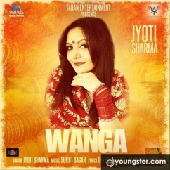 Wanga song download by Jyoti Sharma