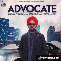 Advocate song download by Sukh Grewal