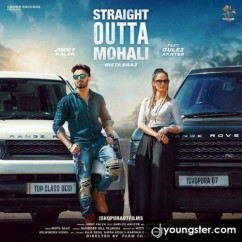Straight Outta Mohali song download by Jimmy Kaler