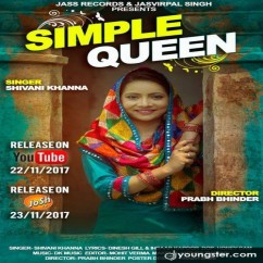 Simple Queen song download by Shivani Khanna