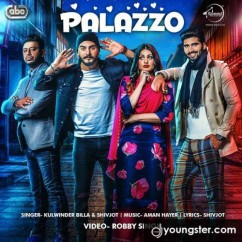 Palazzo song download by Kulwinder Billa