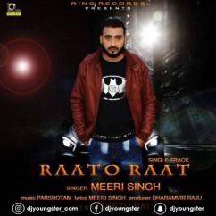 Raato Raat song download by Meeri Singh