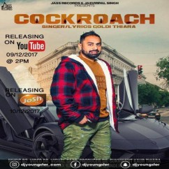 Cockroach song download by Goldy Thiara