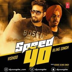 Speed 40 song download by Vishoo
