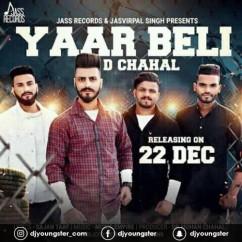 Yaar Beli song download by D Chahal