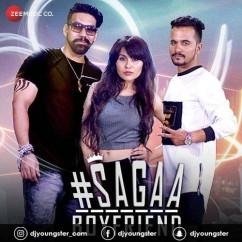Sagaa Boyfriend song download by Rohit Pandey
