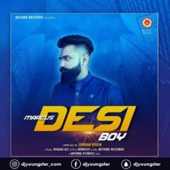 Desi Boy (Lahori) song download by Marcus