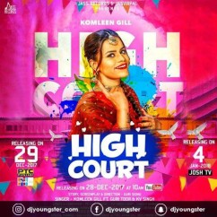 High Court song download by Komleen Gill