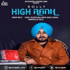 High Rank song download by Rolly