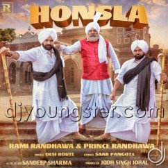 Honsla song download by Rami Randhawa