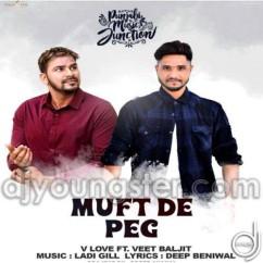 Muft Da Peg song download by V Love