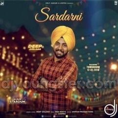Sardarni song download by Deep Zaildar