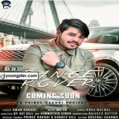 Range Rover song download by Aman Rakhdi