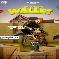 Wallet song download by Harleen Akhtar