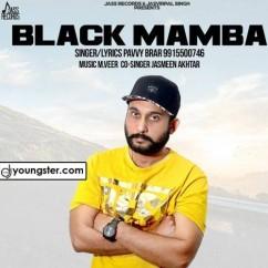 Black Mamba song download by Pavvy Brar