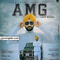 AMG song download by Amantej Hundal