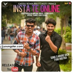 Insta Te Online song download by Gaggu Rajomajria