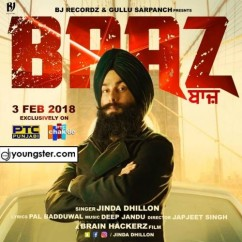 Baaz song download by Jinda Dhillon