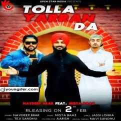 Tolla Yaaran Da song download by Navdeep Brar