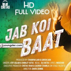 Jab Koi Baat song download by Atif Aslam